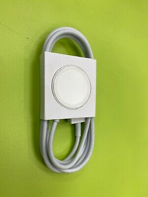 $ CDN29.79 • Buy Genuine Official Apple Watch Series 1/2/3/4/5 USB UK Wall Charger Magnetic Cable