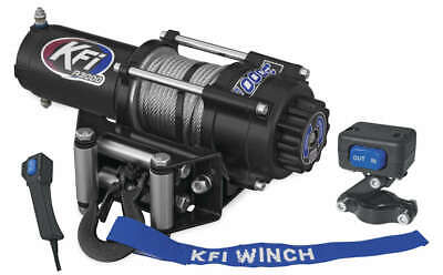 AU344.33 • Buy Winch Kit 3000 Lb For Yamaha Wolverine X2 2020 (Steel Cable)