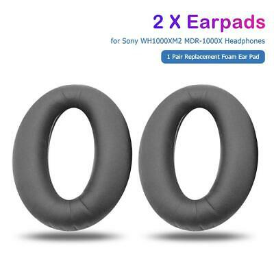 $ CDN8.81 • Buy 1 Pair Replacement Ear Pads For Sony WH1000XM2 MDR-1000X Headphones (Black)