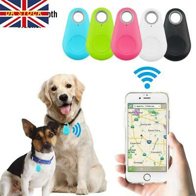 Child Mini GPS Tracking Finder Device Tag Key Finder Pet Tracker Vehicle Locator • 4.09£