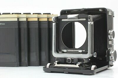 【Excellent +5】 WISTA 45 45D LARGE FORMAT 4x5 CAMERA Cut Film X5 From Japan #239 • 265.90£