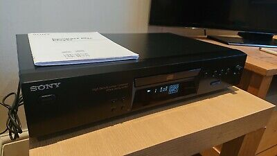 Sony CDP-XE370 Compact Disc CD Player Separate /system WITH MANUAL  • 34.99£