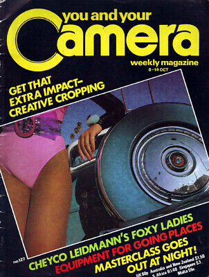 You And Your Camera Weekly Magazine 8-14 October • 4.99£