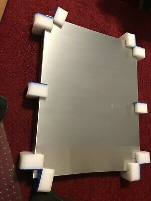 00689996 Bosch Dishwasher Outer Door Panel Stainless Steel Oem • 61.20£