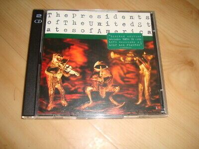Presidents Of The United States Of America (2cd Inc Live Ep) • 5£