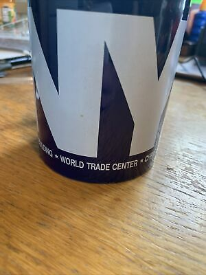 New York City NYC Coffee Mug By Kings Collectable World Trade Centre • 5.99£