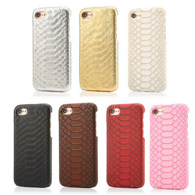 Snake Skin Shockproof Hard Phone Case Cover For IPhone 11 Pro Max XR XS 6 7 8 + • 4.38£