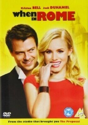 When In Rome (DVD) *New & Factory Sealed* • 4.89£