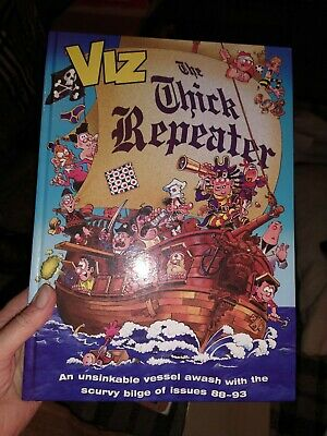 The Thick Repeater, Viz, Used; Good Book • 5.10£