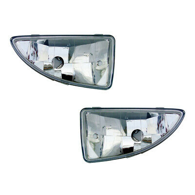 $20 • Buy Fog Lights Bumper Lamps Pair Set For 00-04 Ford Focus (w/o SVT) Left & Right