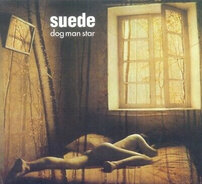 Dog Man Star (Deluxe Edition) [US-Version, Regio 1/A] - Suede CD + DVD NEW • 17.69£