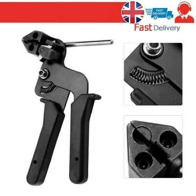 £22.99 • Buy Stainless Steel Cable Tie Gun Tool Cable Tie Tension Cable Tie Tensioning Set UK