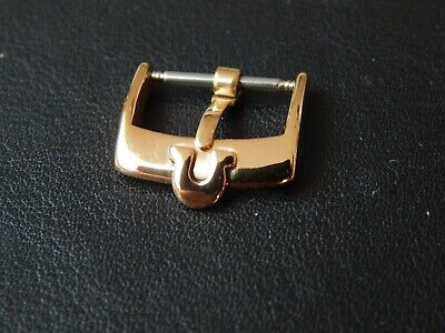 OMEGA GOLD PLATED WATCH STRAP BUCKLE 16 MM  FREE POST U.k. Supplied • 6£