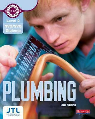 Level 2 NVQ/SVQ Plumbing Candidate Handbook 3rd Edition By Jtl Training Jtl (Eng • 40.97£