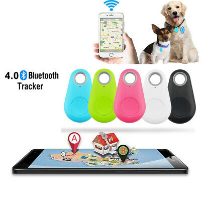 Mini Bluetooth Tracking Device Tag Key Child Finder Pet Tracker Vehicle Locator • 3.59£