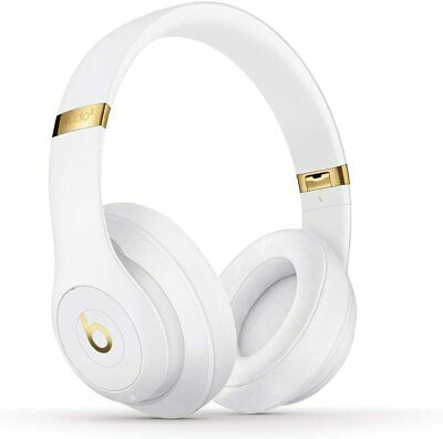 Beats By Dre Studio 3 Wireless Over-Ear Headphones - White   - Brand NEW  • 179£