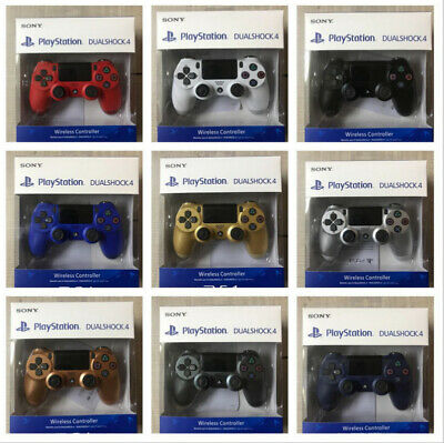Sony Ps4 Game Dualshock 4 Wireless Controller V2 - Uk New 2020 • 23.99£