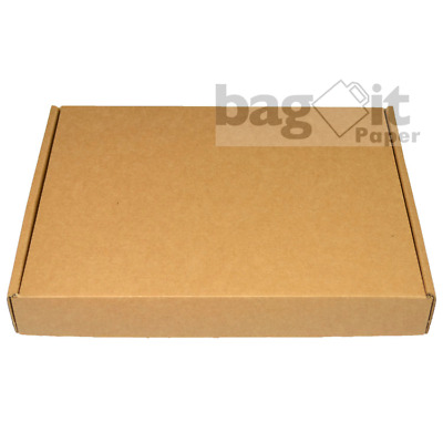 Cardboard Boxes - Brown Kraft Packing Cartons Mailing Post Royal Mail GRAZE BOX • 8.64£