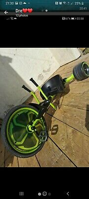 £30 • Buy Huffy Green Machine Go-kart. Tyre Needs Inflating And New Valve Cap. Used
