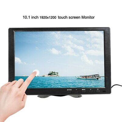 10.1 Inch Touch Screen Portable Monitor LCD Display Computer HDMI Raspberry Pi • 60.89£