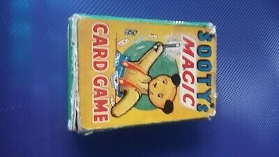 Vintage Sooty's Magic Card Game - Ariel Productions  • 12.99£