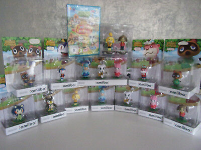 AU48.69 • Buy Amiibo Animal Crossing (Figurines / Wiiu-Spiel) - For Select - New & Unused