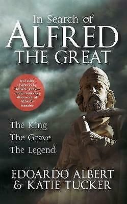 In Search Of Alfred The Great - 9781445649641 • 7.55£