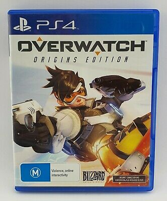 AU19.99 • Buy Overwatch Ps4 Playstation 4 Game