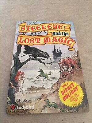 Steeleye And The Lost Magic (Adventure Game Book), Kingsley, Jason & Illus. J. D • 0.99£
