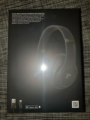 Beats By Dr. Dre Studio 3 Wireless Noise Cancelling  • 168£
