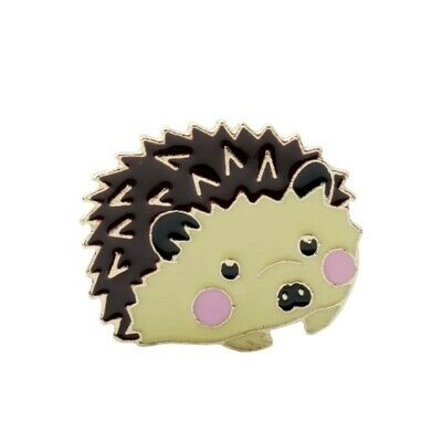 Hedgehog Pin Badge Brooch Jewellery Gift Animal Cute • 1.79£