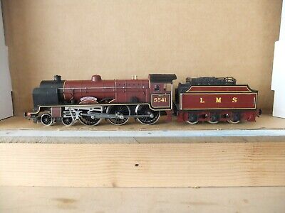 Hornby R.357 Patriot 5X 4-6-0 Loco Duke Of Sutherland LMS Crimson Lake, Boxed • 59£