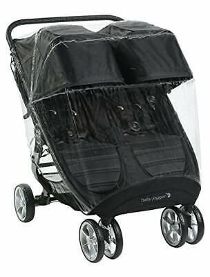 Baby Jogger Weather Shield Pushchair Rain Cover | For City Mini 2 Double & City • 51.99£