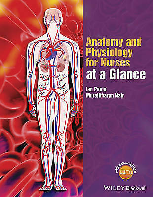 Anatomy And Physiology For Nurses At A Glance - 9781118746318 • 17.91£