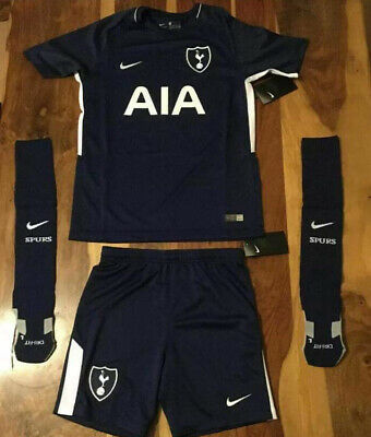 New Nike Spurs Tottenham Hotspur Boys 12-15 Years Away Kit Football Years Shirt • 34.99£