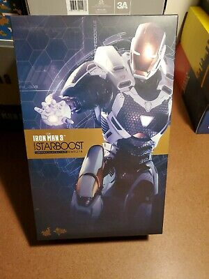 $ CDN423.22 • Buy HOT TOYS MMS 214 Iron Man MK Mark XXXIX 39 Starboost 1/6 Scale Figure