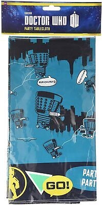 £2.99 • Buy Doctor Who Party Tablecloth 120 X 160cm NEW