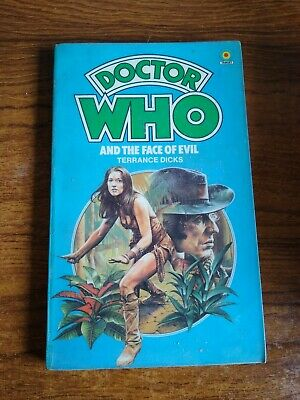Doctor Who And The Face Of Evil Target Book Novel Paperback • 0.99£
