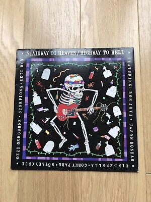 Stairway To Heaven Highway To Hell (Moscow Peace Festival) Vinyl • 30£