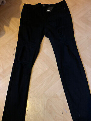 Size 16 Simply Be Ripped Skinny Jeans New With Tags • 1.80£