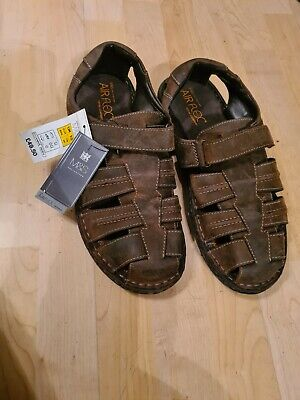 Marks And Spencer 'Airflex' Mens Sandals Size 10 New With Labels • 5.50£