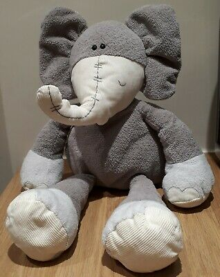 Mamas And Papas Once Upon A Time Peanuts The Elephant Large Baby Soft Toy VGC • 8.99£