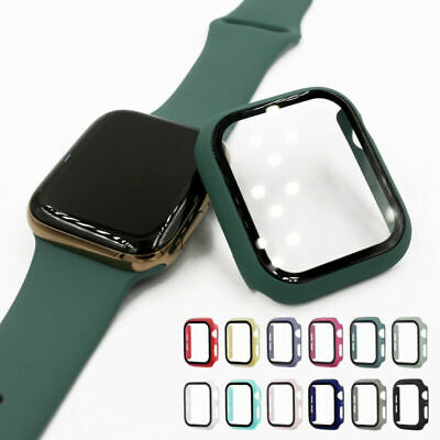 $ CDN5.27 • Buy Full Coverage Screen Protector Film For Apple Watch Series4/3/2/1 38mm 42mm 40mm