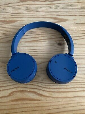 Sony Wireless Bluetooth Headphones Blue Mint • 29£