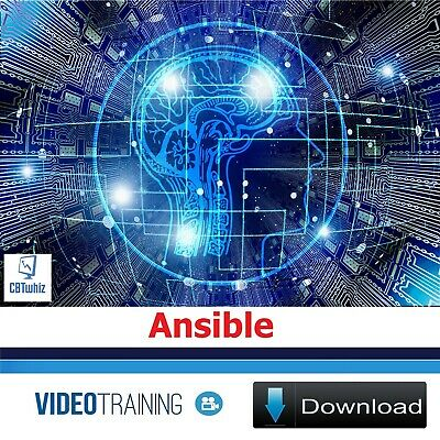 Ansible CBT Training Videos • 2.75£