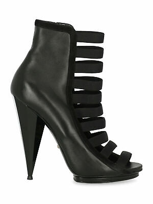 Gucci Special Price Women Shoes Ankle Boots Black IT 41 • 274£