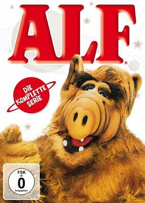 Dvd Alf Complete TV Series 1 - 4 ( 1 2 3 4 ) R2 New Sealed • 39.99£