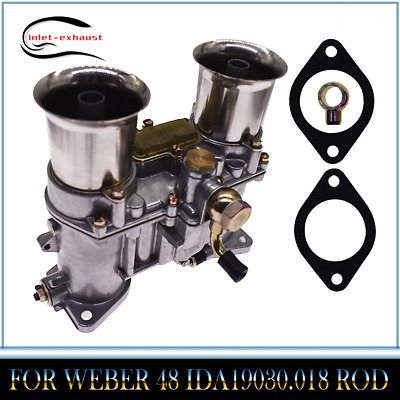 $ CDN250.49 • Buy New  48 Ida Carburetor Carb For Weber  48 Ida19030.018 Rod