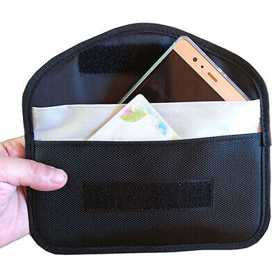 Signal Blocking Bag Anti-Radiation Signal Shielding Pouch Wallet Case For 6 I CC • 4.18£