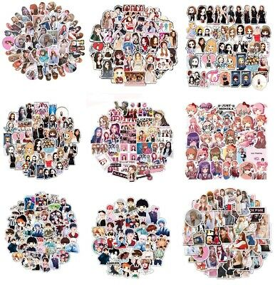 $ CDN7.25 • Buy BLACKPINK 50Pcs Stickers Girls Bts Black Pink Boys BTS Korean Kpop Blackpink